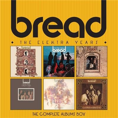 Bread: The Elektra Years - The Complete Albums Box