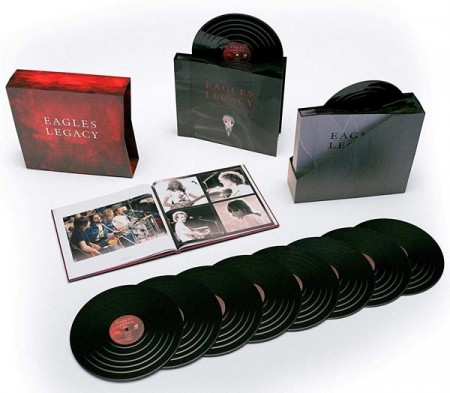 Eagles: Legacy Limited Edition 15 LP