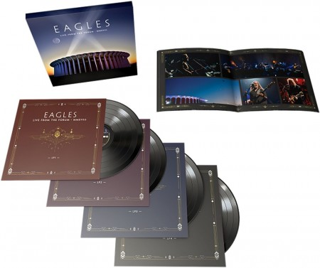 Eagles: Live From The Forum - MMXVIII - Limited Edition