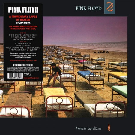 Pink Floyd: A Momentary Lapse Of Reason - Remastered