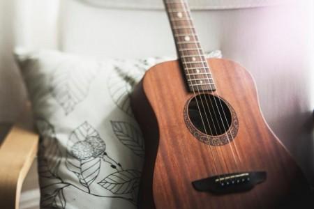 Gitarbasert