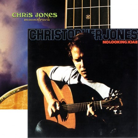 Chris Jones: Moonstruck / No Looking Back