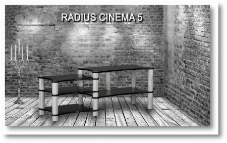 Solid Tech: Radius - CINEMA 5