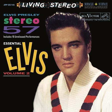 Elvis Presley: Stereo ´57 (Essential Elvis Vol. 2)