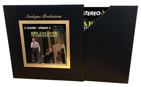Harry Belafonte: Belafonte At Carnegie Hall - 5LP BOX SET