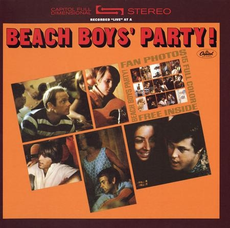 The Beach Boys: The Beach Boys´ Party! - Stereo