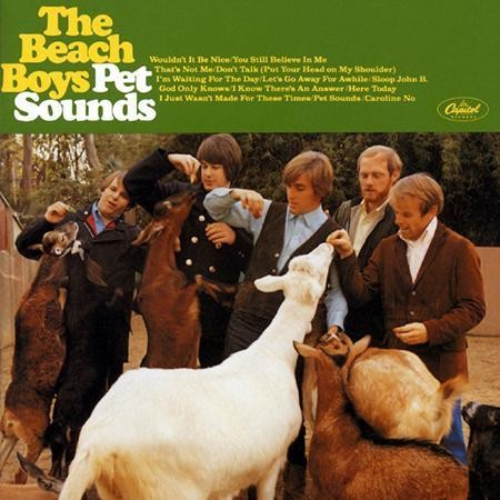 The Beach Boys: Pet Sounds - 45 rpm Stereo