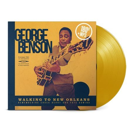 George Benson: Walking To New Orleans - Ltd. Edition