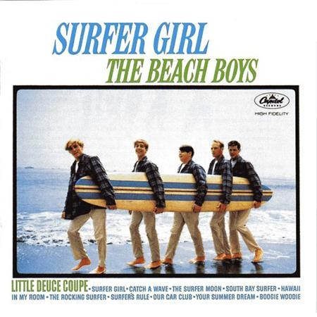 The Beach Boys: Surfer Girl - MONO