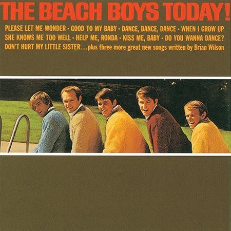 The Beach Boys: Today! - Stereo