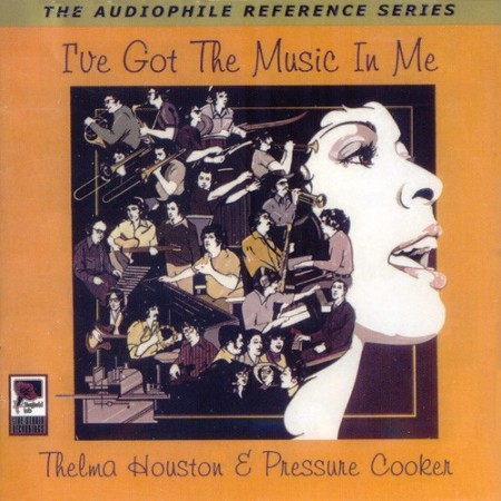 Thelma Houston & Pressure Cooker: I´ve Got The Music In Me