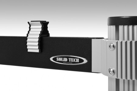 Solid Tech: Rack Of Silence - Heavy Duty Hylle