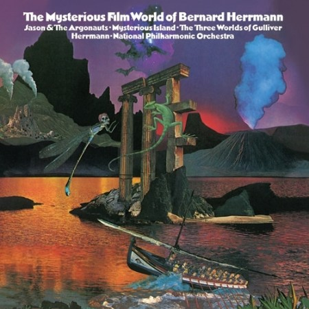 Bernard Herrman: The Mysterious Film World Of Bernard Herrman