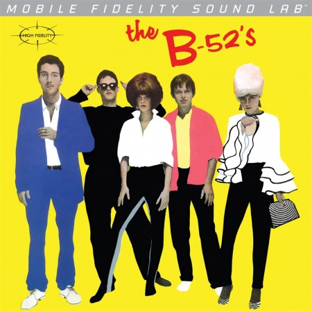 The B-52´s: The B-52´s
