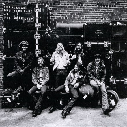 The Allman Brothers: Live ATt Fillmore East