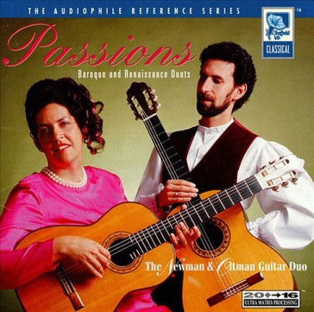 Newman & Oltman Guitar Duo: Passions