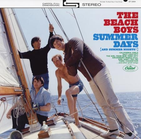The Beach Boys: Summer Days (And Summer Nights!!) - Mono