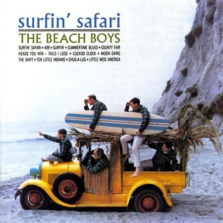 The Beach Boys: Surfin` Safari - MONO