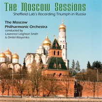 The Moscow Philharmonic Orchestra: The Moscow Sessions Complete (3 disc set)
