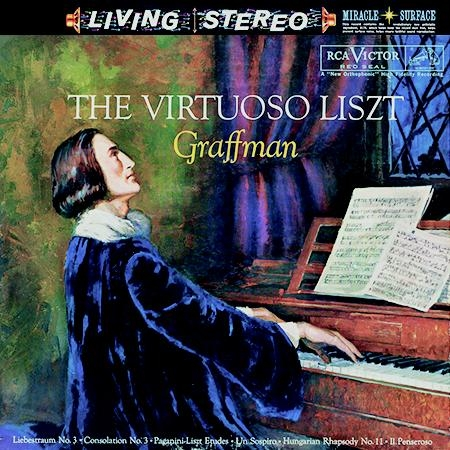 Gary Graffman: The Virtuoso Liszt